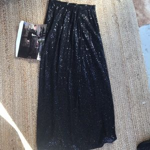 Neiman Marcus Sequin Skirt- never worn